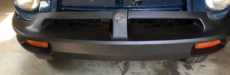 MGF MK2 MGTF FRONT DOOR SPEAKER GRILL NO CRACKS.