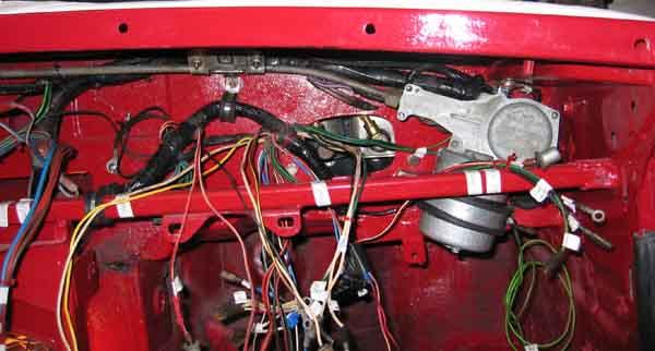 main wiring harness  mgb stuff