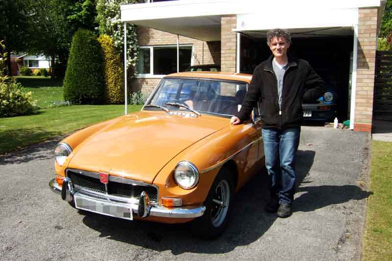 So you think you want an MGB?